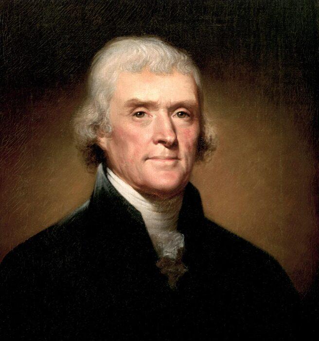 Thomas Jefferson 160