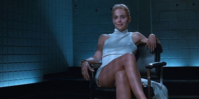 Catherine Tramell In Basic Instinct