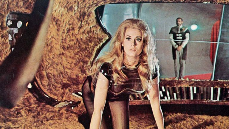 Barbarella In Barbarella