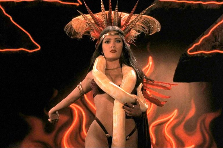 Santanico Pandemonium In From Dusk Till Dawn