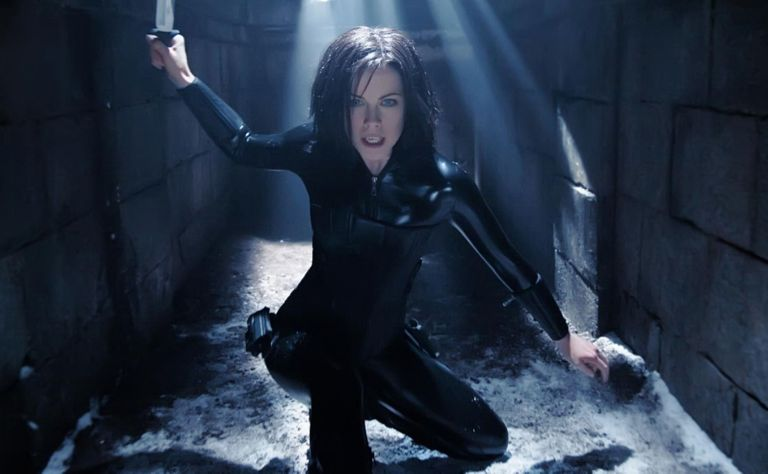 Selene In The Underworld Series