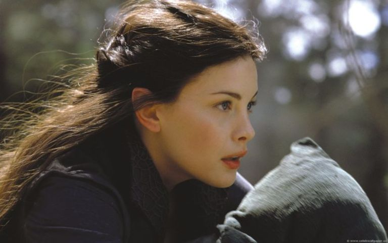 Arwen In Lord Of The Rings