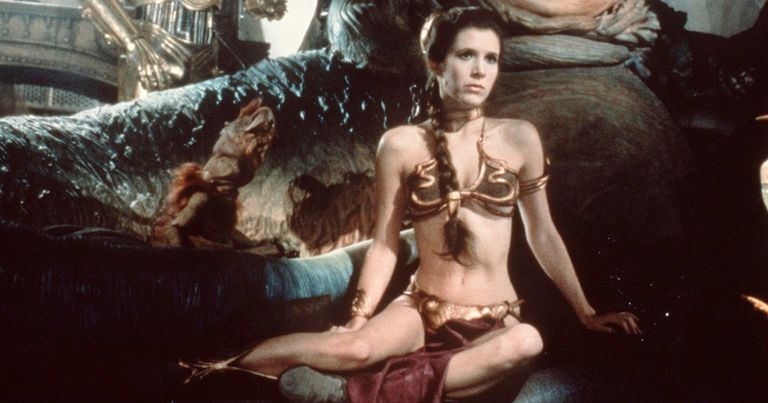 Princess Leia In Star Wars