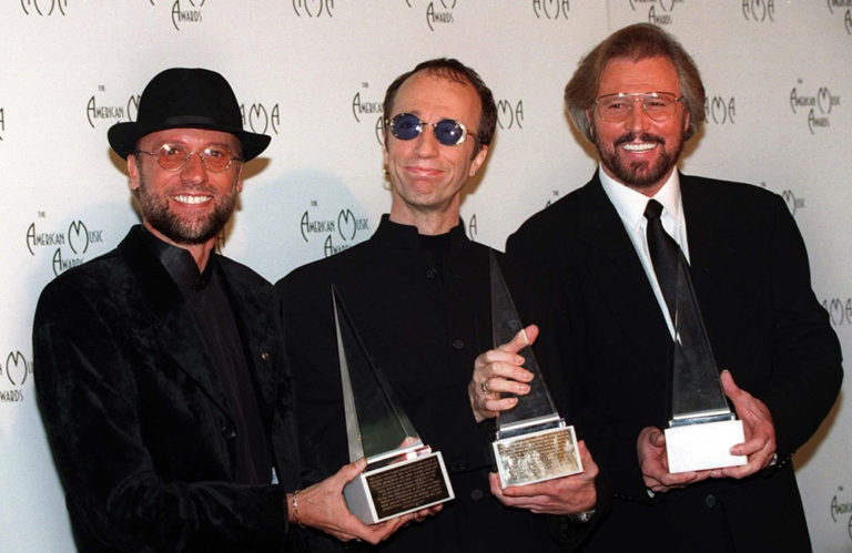 The Bee Gees – $86 Million