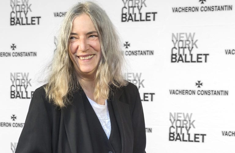 Patti Smith – $16 Million