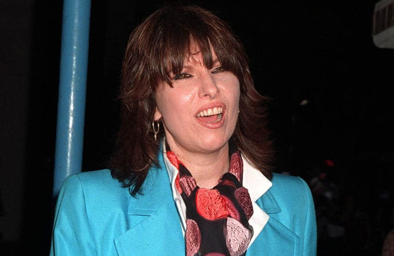 Chrissie Hynde – $12 Million