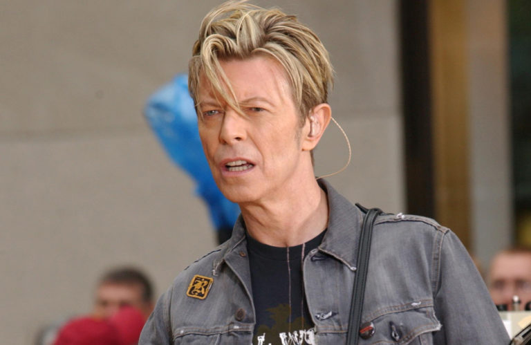David Bowie – $100 Million