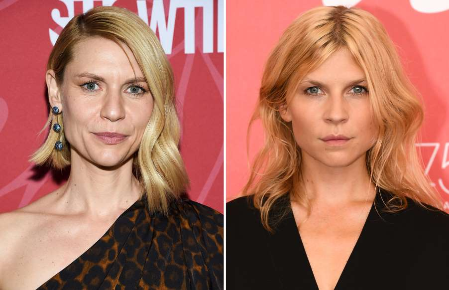 Claire Danes And Clémence Poésy