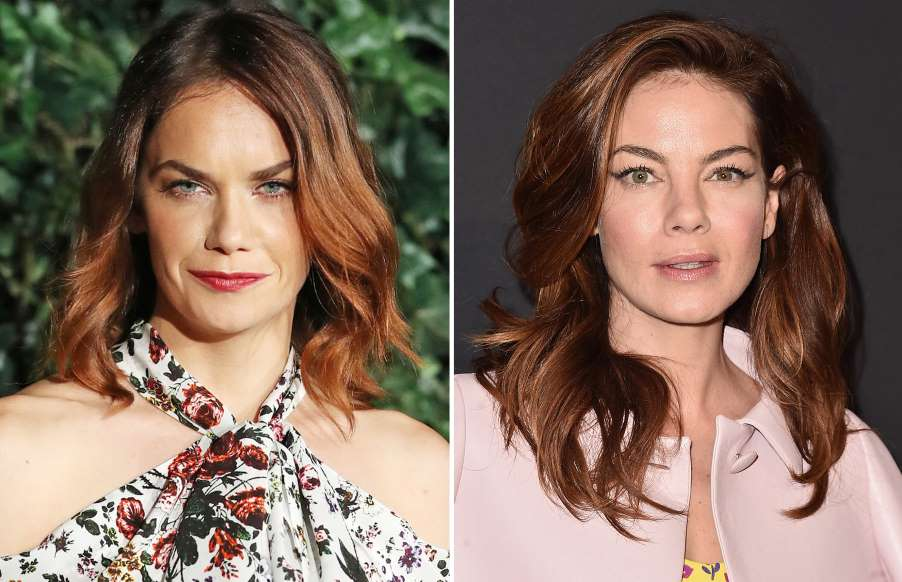 Ruth Wilson And Michelle Monaghan