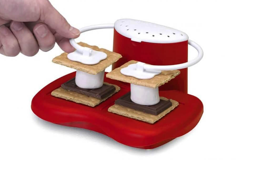 Microwave S'more Maker