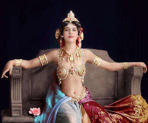 Mata Hari è Stata Una Vera Icona