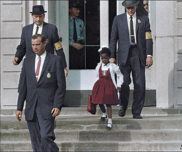 Ruby Bridges E I Suoi Escorts