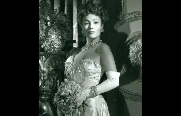 Icono De Los Años 30, Dolores Del Rio