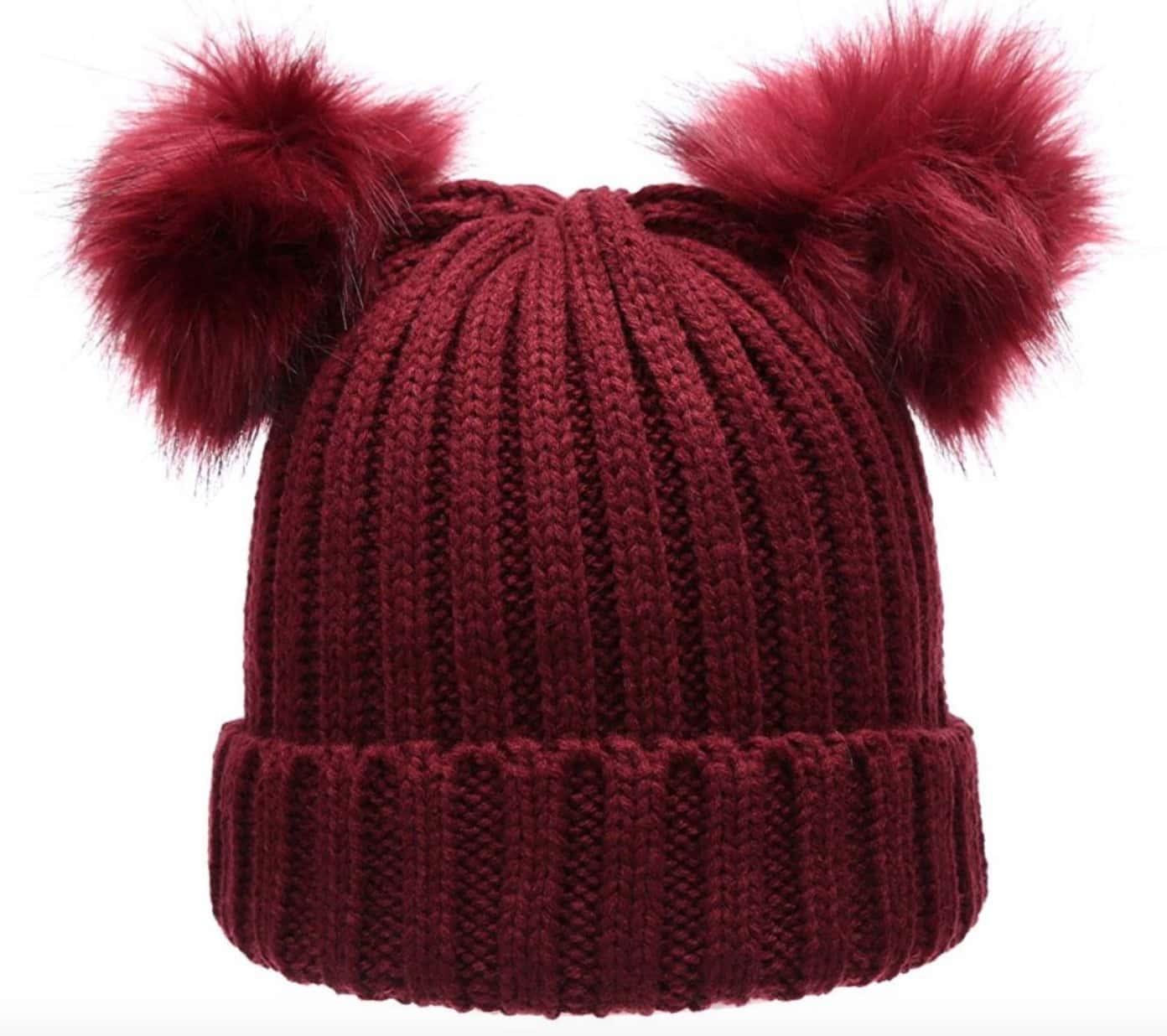 Kış Şapkası Ponponu