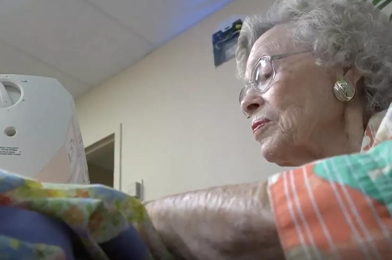 A Kind Granny