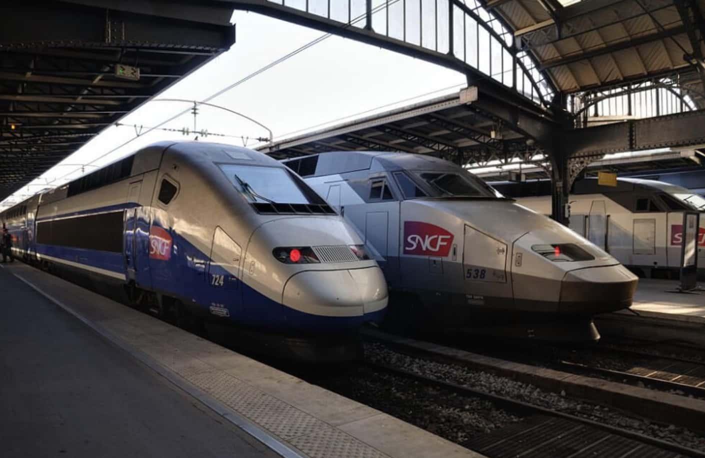 Çok Büyük Trenler