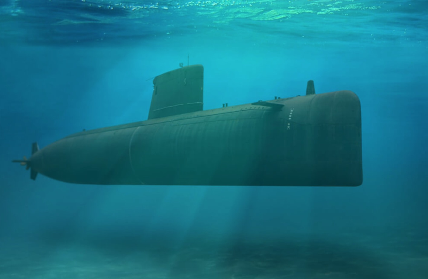 Yüzemeyen Denizaltı
