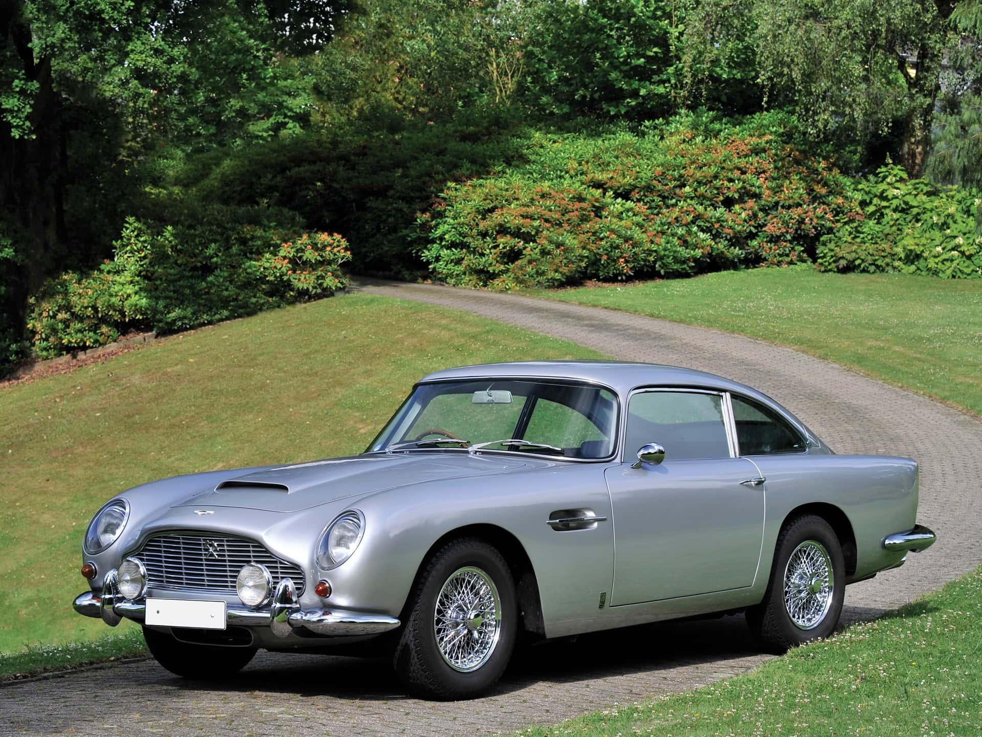 1964 Aston Martin DB5 Vantage Coupe