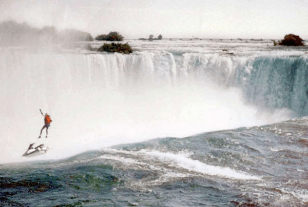 Las Cataratas Del Niágar Son Peligrosas