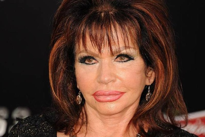 Jackie Stallone Now