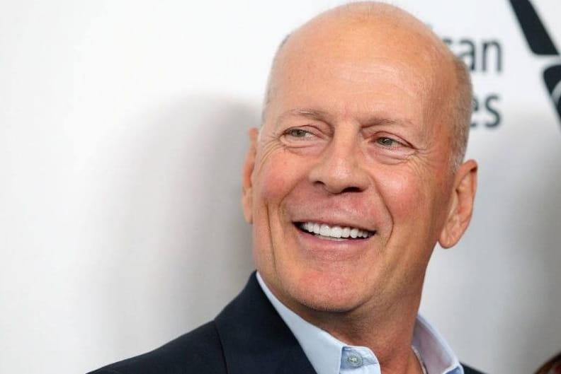 Bruce Willis Now