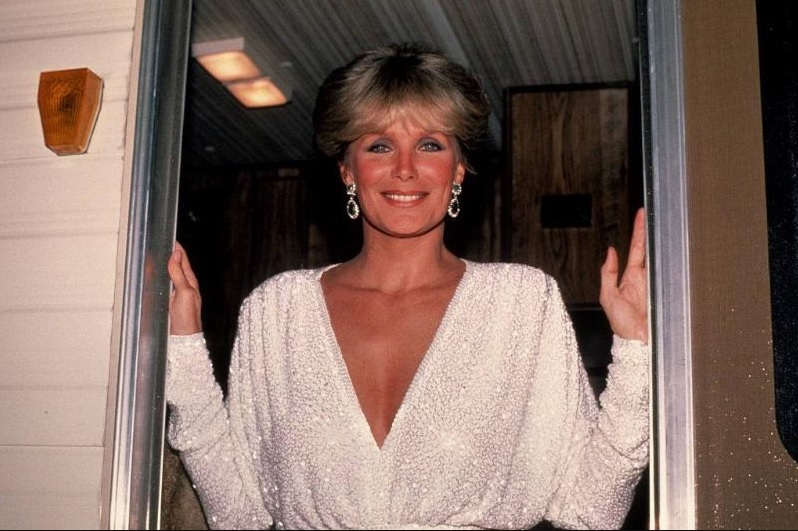 Linda Evans Then