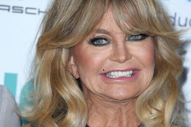 Goldie Hawn Now