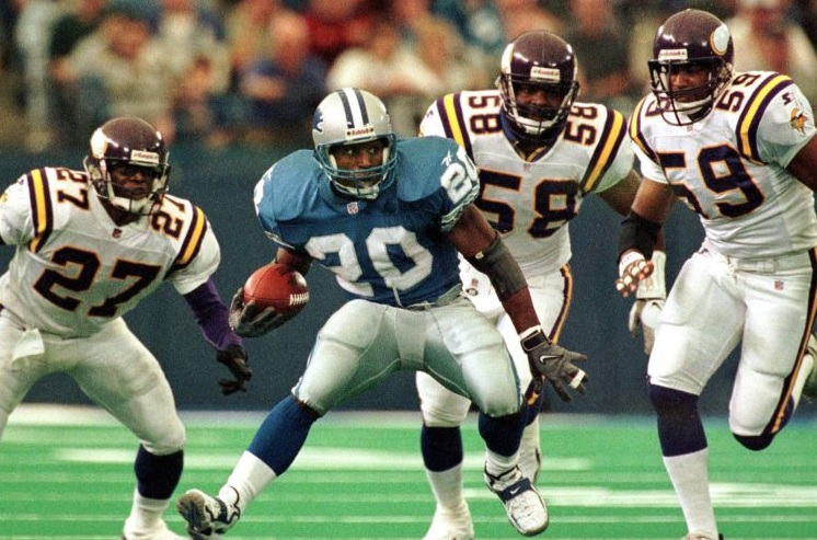 The Greatest Running Backs In The History Of The NFL