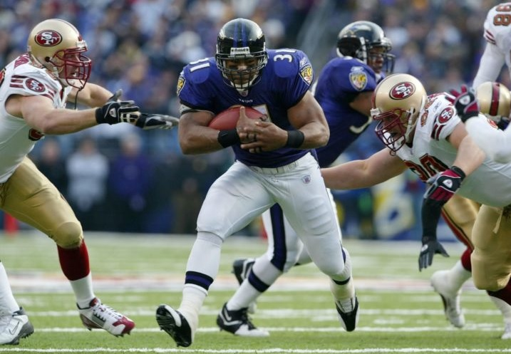 Jamal Lewis (Years In The NFL 2000 2009)