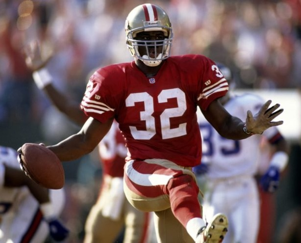 Ricky Watters (Years In The NFL 1992 2001)
