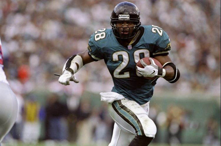 Fred Taylor (Years In The NFL 1998 2010)
