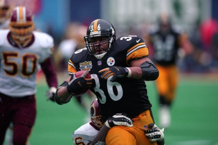 Jerome Bettis (Years In The NFL 1993 2005)