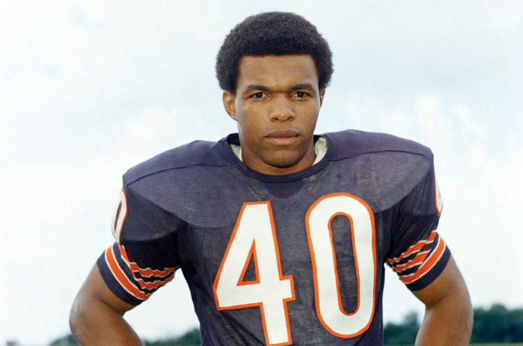 Gale Sayers (Years In The NFL 1965 1971)