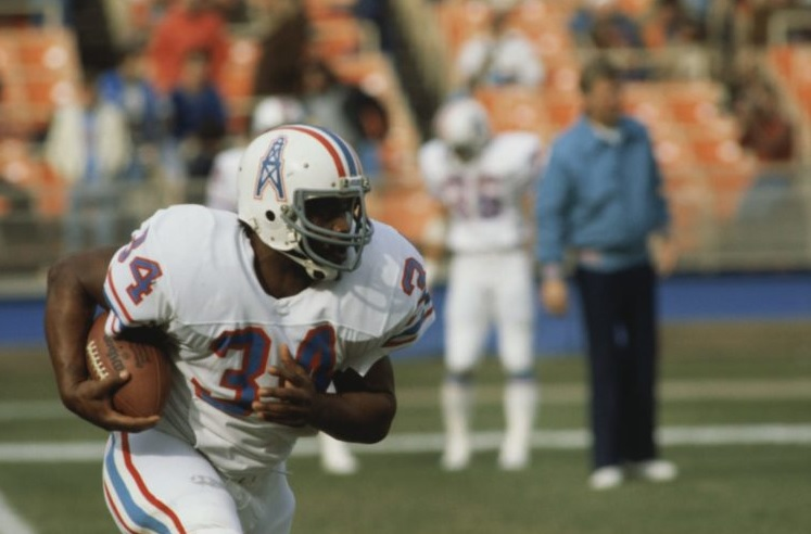 Earl Campbell (Years In The NFL 1978 1985)