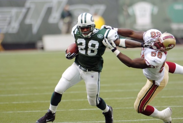 Curtis Martin (Years In The NFL 1995 2005)