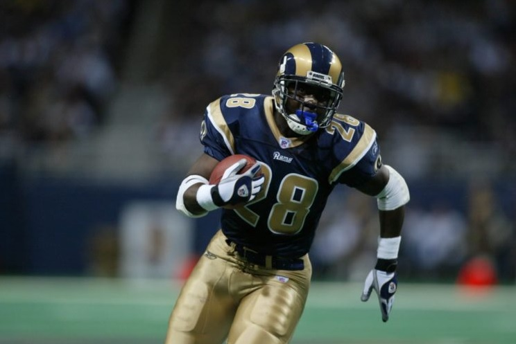 Marshall Faulk (Years In The NFL 1994 2005)