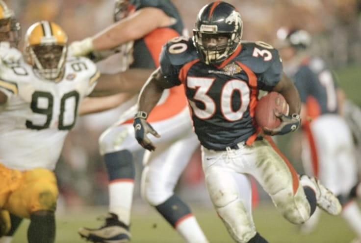 Terrell Davis (Years In The NFL 1995 2001)