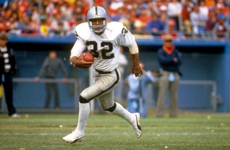 Marcus Allen (Years In The NFL 1982 1997)