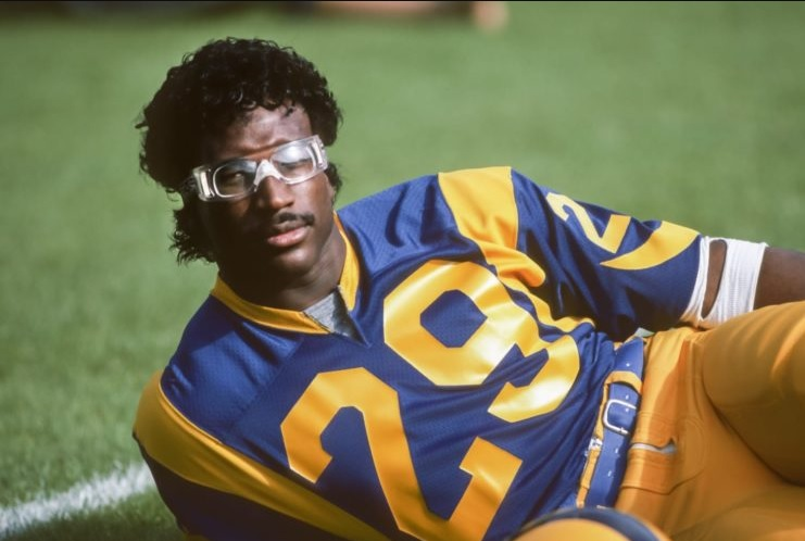 Eric Dickerson (Years In The NFL 1983 1993)