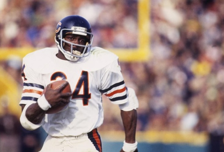 Walter Payton (Years In The NFL 1975 1987)