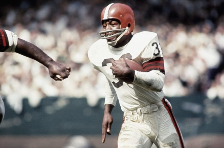 Jim Brown (Years In The NFL 1957 1965)