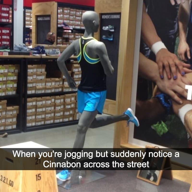 Courir à L'aveuglette