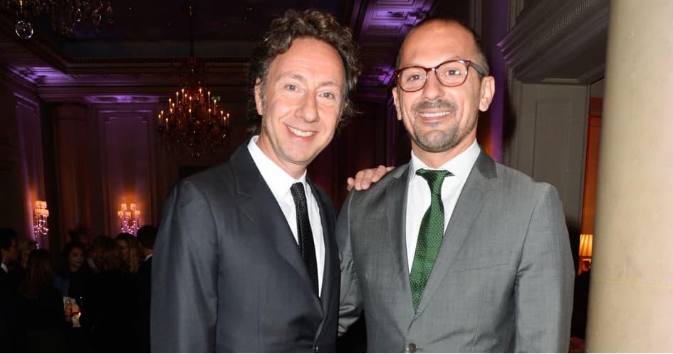 Stéphane Bern & Lionel