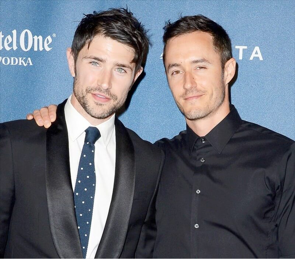 Matt Dallas & Blue Hamilton