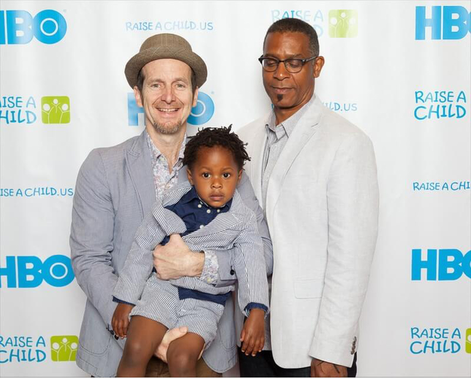 Denis O'Hare & Hugo Redwood