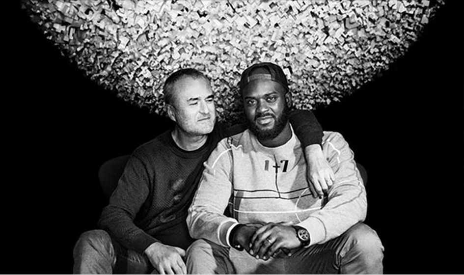 Nick Denton & Derrence Washington