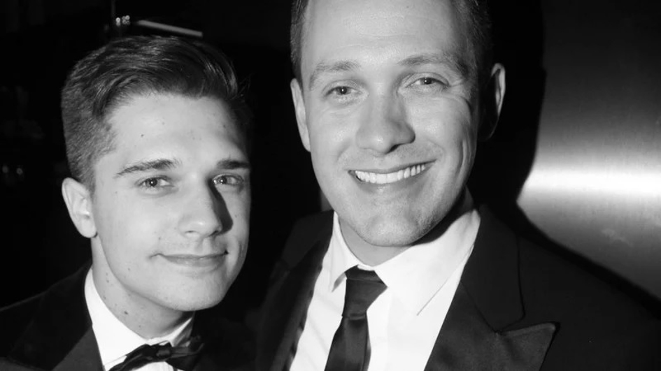 Michael Arden & Andy Mientus