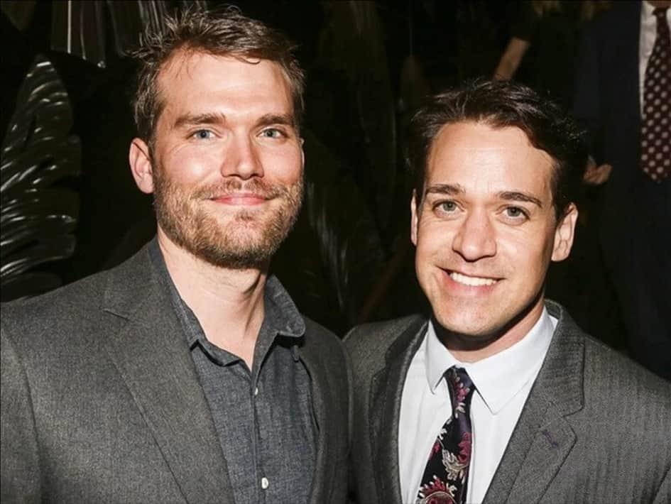 T. R. Knight & Patrick Leahy