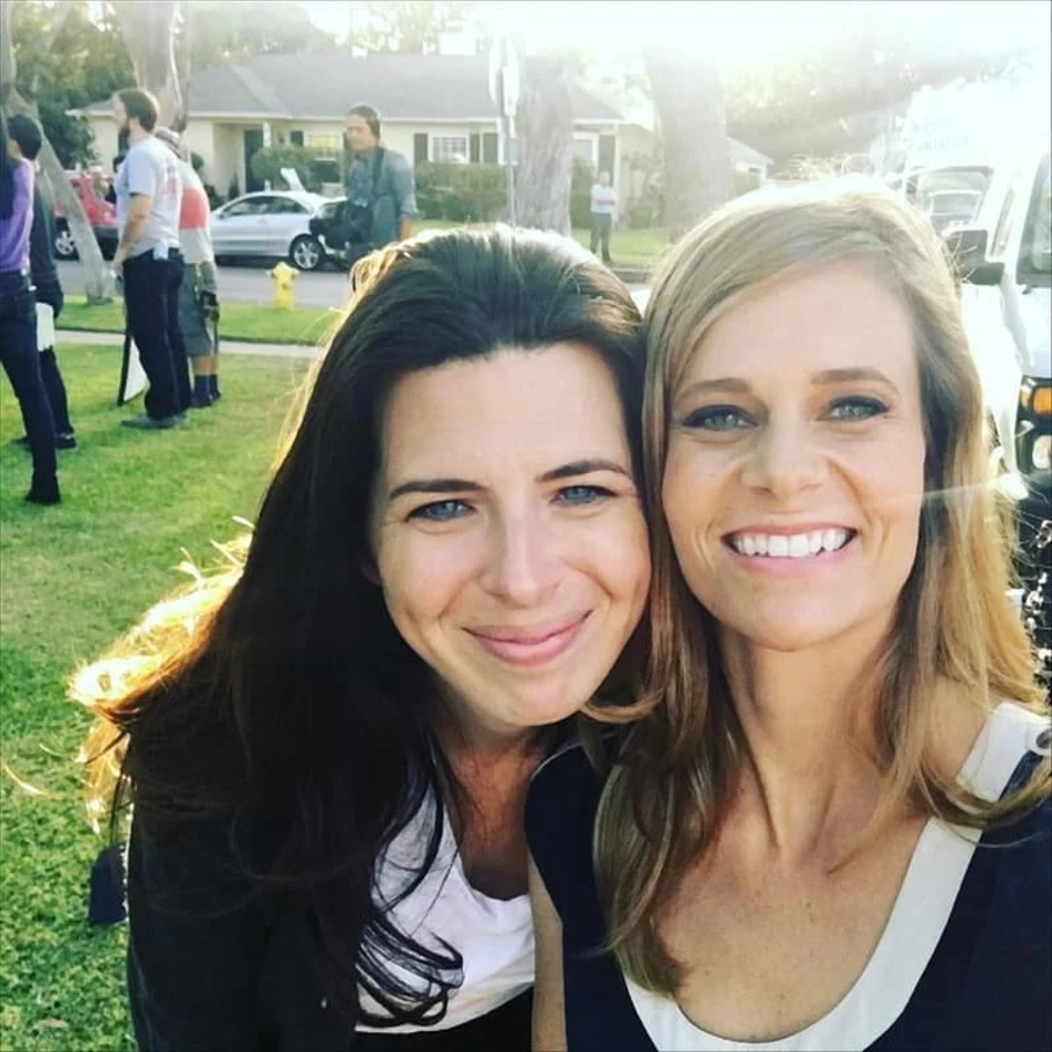 Heather Matarazzo & Heather Turman