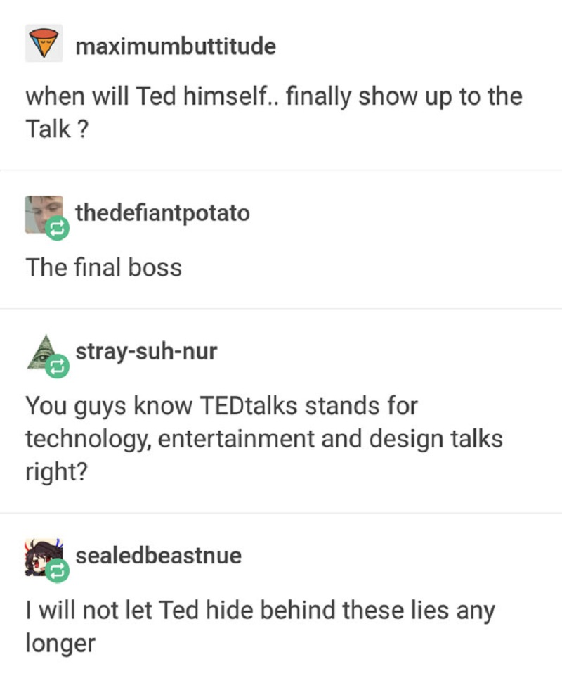 Où Est Ted
